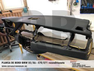 Reparatie plansa bord BMW X5