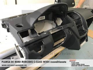 Reconditionare plansa de bord Mercedes C Class