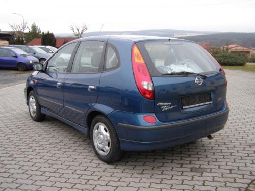 Accesorii Nissan Almera Tino 2003