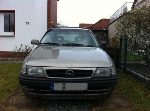 Accesorii Opel Astra 1996