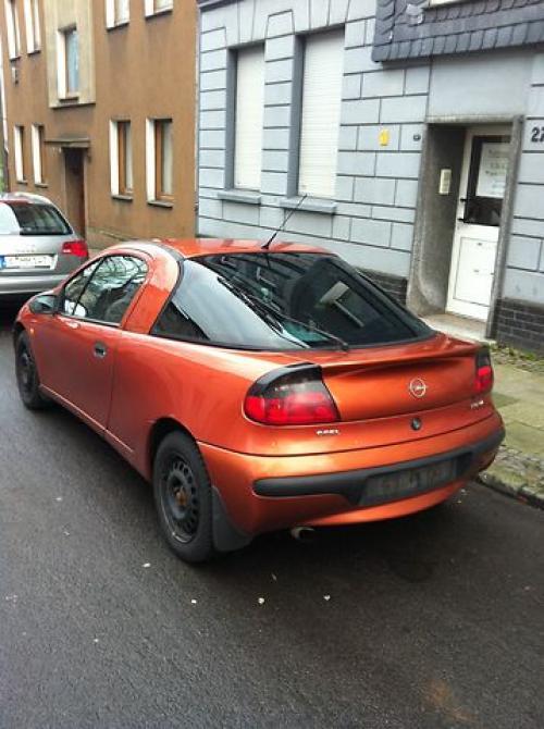 Acumulator Opel Tigra 1998