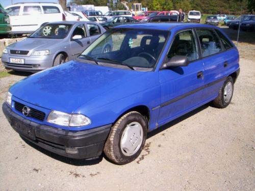Vand Amotizor Opel Astra 1996