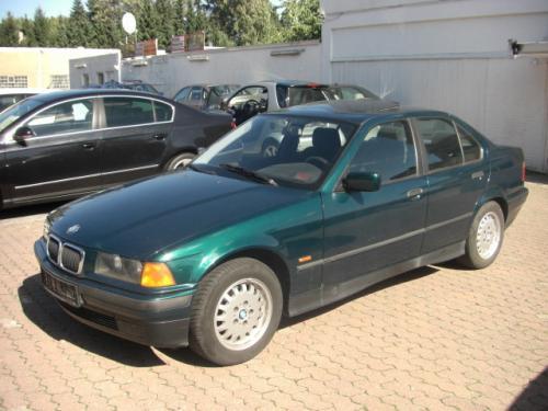Vindem Bloc motor BMW 318 1996