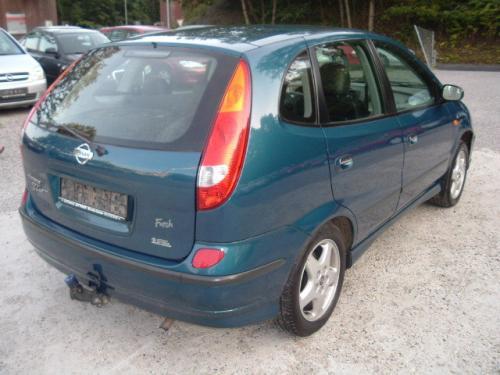 Vindem Bloc sigurante motor Nissan Almera Tino 2003