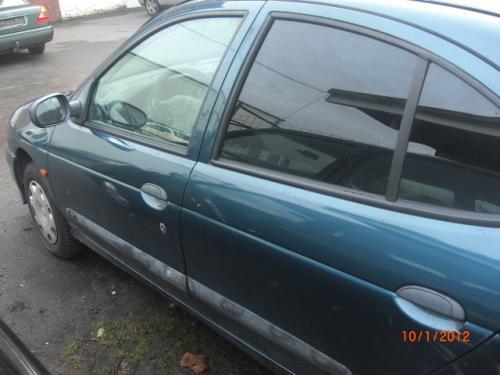 Bord Renault Megane 1998