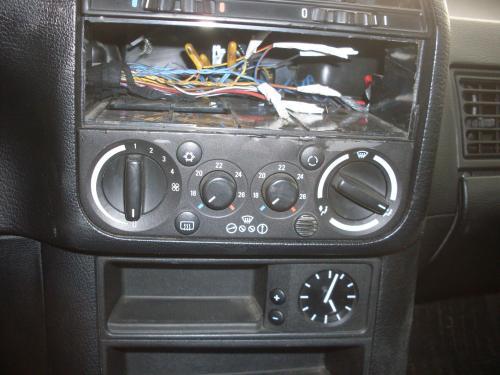 Caroserie BMW 316 1998