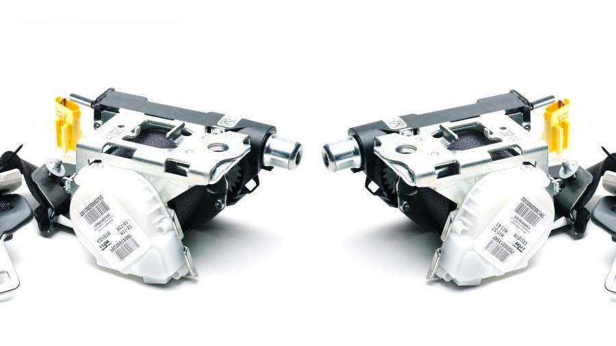Centura centuri siguranta Audi A6 deblocare reparatie reconditionare