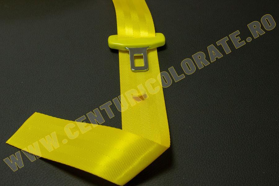 Centura siguranta galbena Kia Sportage