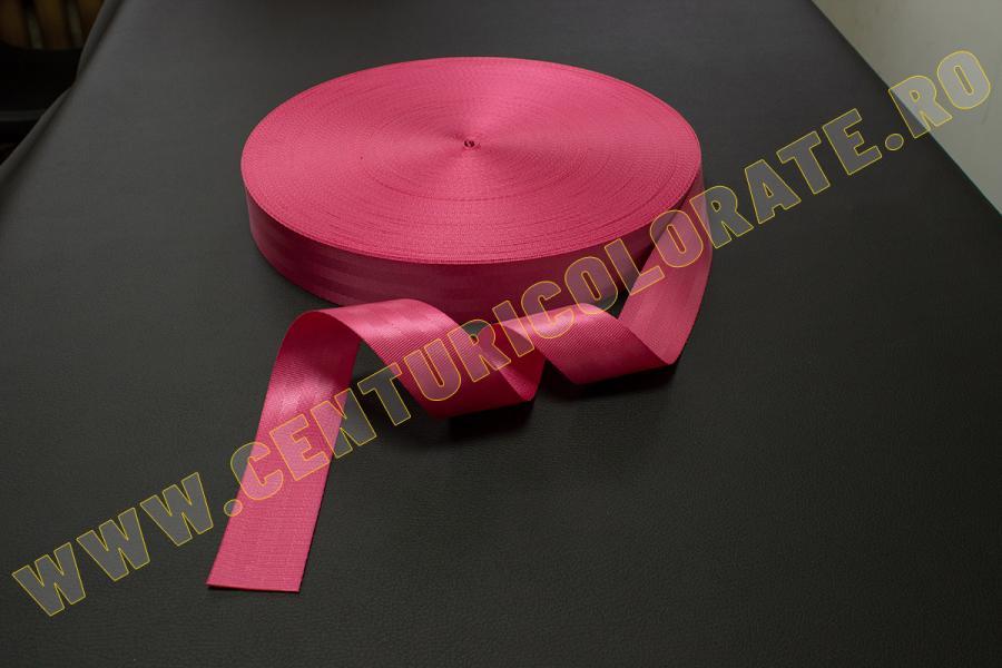 Centura siguranta roz Peugeot 407