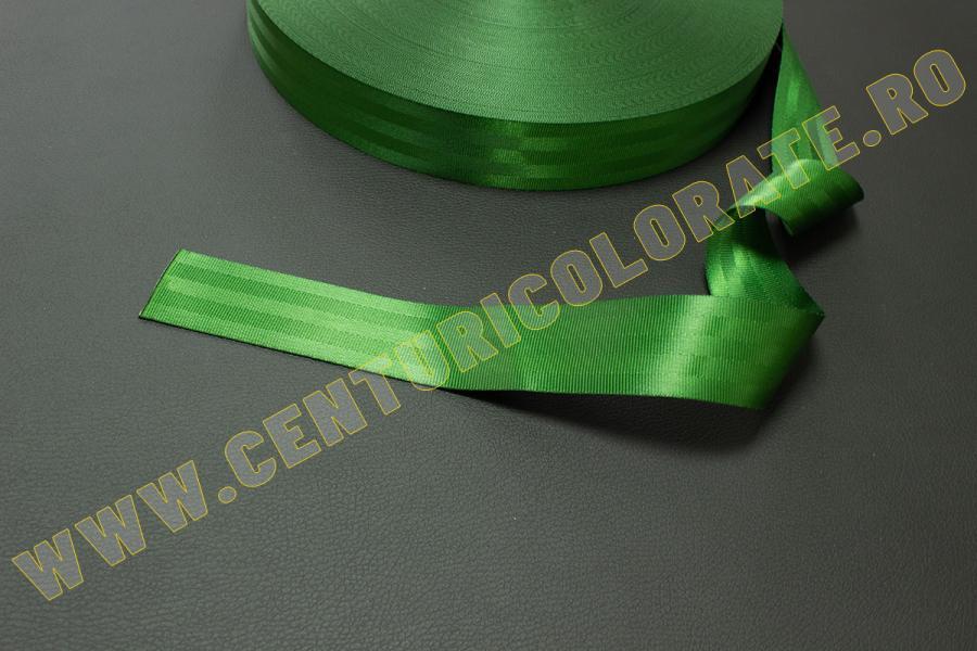 Centura siguranta verde inchis Chevrolet Cruze