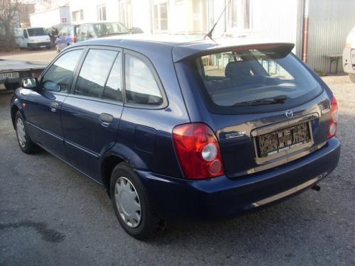 Convertizor Mazda 323 2000