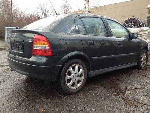 Distributie Opel Astra 2002