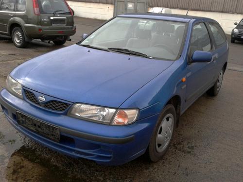 Eleron Nissan Almera 1998