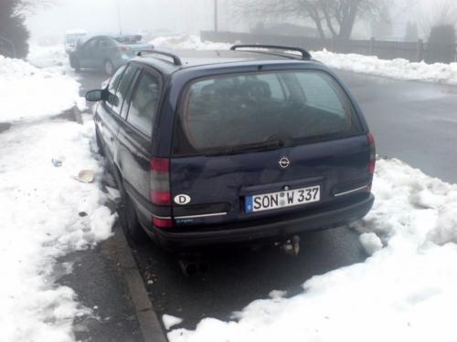 Fulie arbore Opel Omega 1997