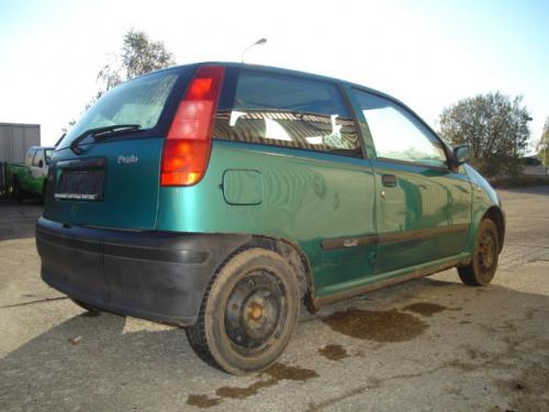 Furtun frana Fiat Punto 1998