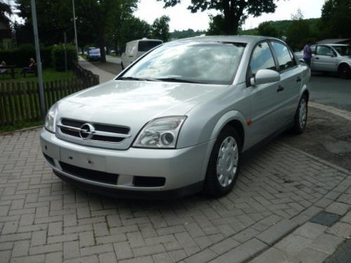Furtun frana Opel Vectra 2003