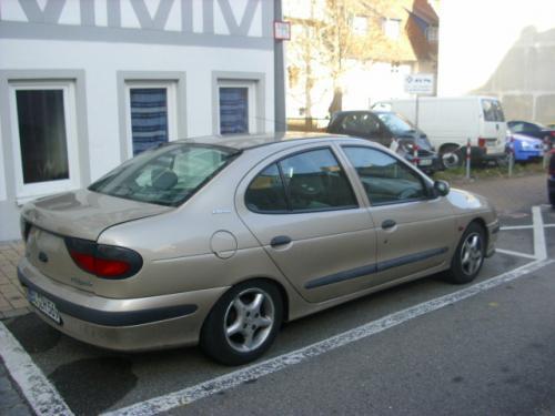 Furtun frana Renault Megane 1998
