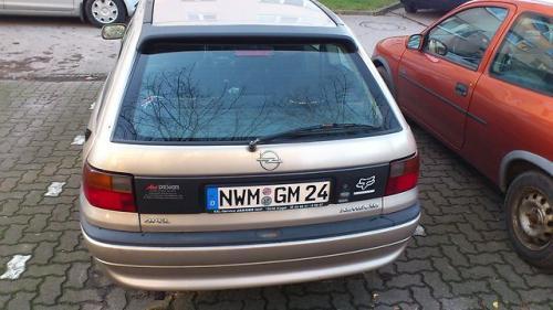 Vand Fuzeta Opel Astra 1996