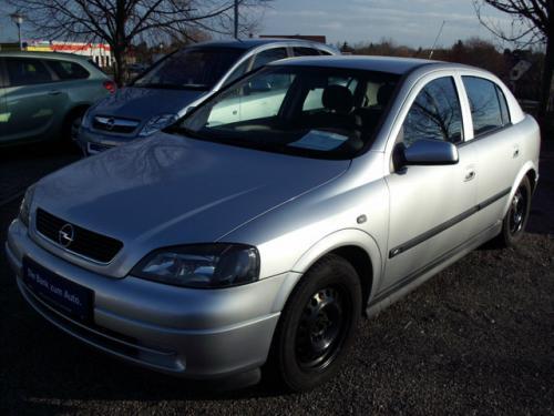 De vanzare Fuzeta Opel Astra 2002