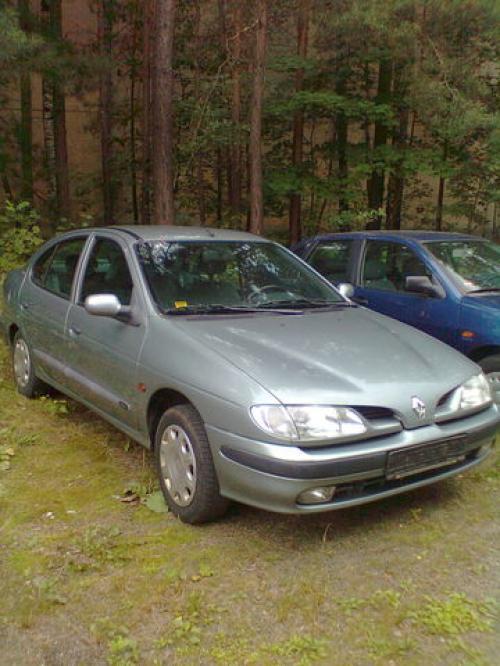 Fuzeta Renault Megane 1998