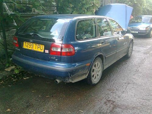 Vindem Jante tabla Volvo V40 2000