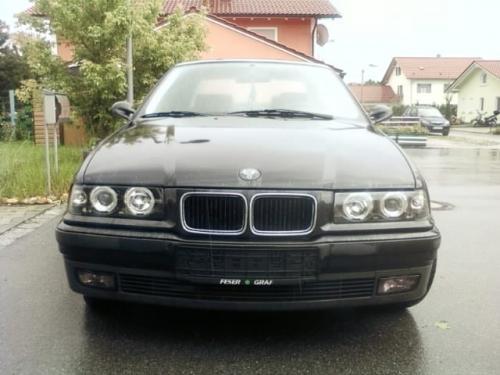 Vindem Motoras aeroterma BMW 316 1997