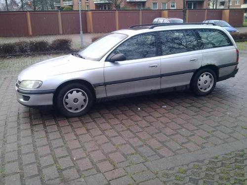 Motoras stropitor parbriz Opel Omega 1997