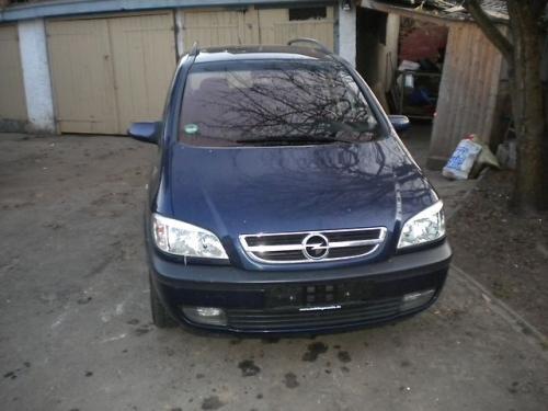 Placa presiune Opel Zafira 2003