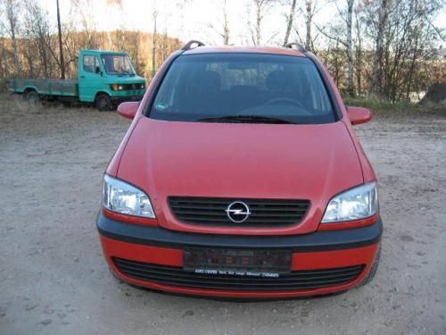 Portbagaj Opel Frontera 2003