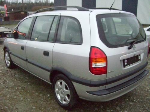 De vanzare Praguri Opel Frontera 2003