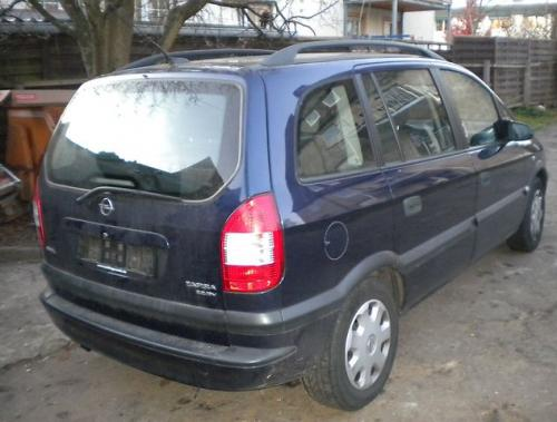 Vindem Praguri Opel Zafira 2003
