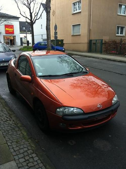 Punte spate Opel Tigra 1998