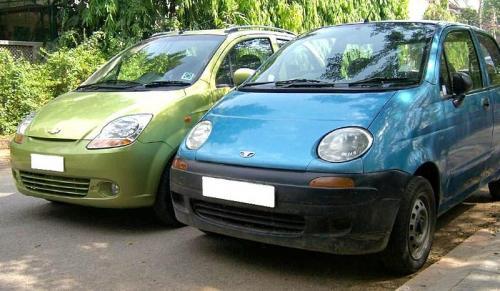 Vindem Radiator intercooler Daewoo Matiz 2004