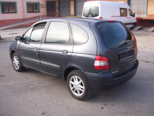 Senzor ABS Renault Scenic 2001