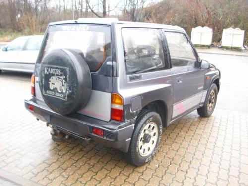 Sistem alimentare combustibil Suzuki Vitara 1994