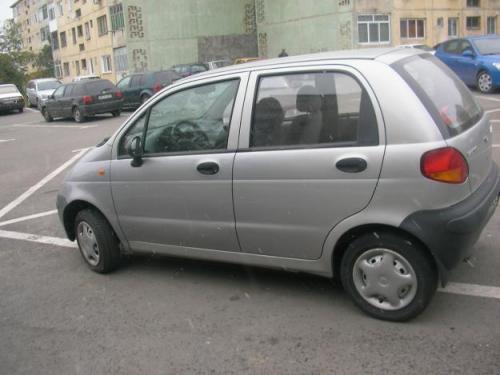 Sistem aprindere Daewoo Matiz 2004