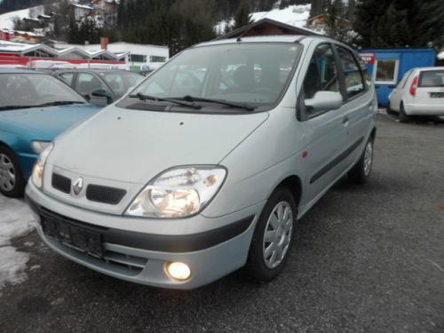 Sistem aprindere Renault Scenic 2001