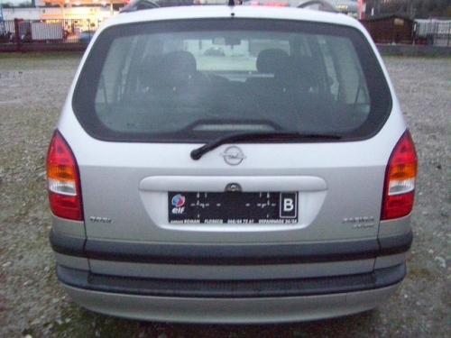 Sistem de evacuare Opel Frontera 2003