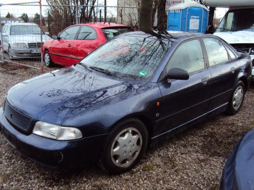 Sistem iluminare Audi A4 1997