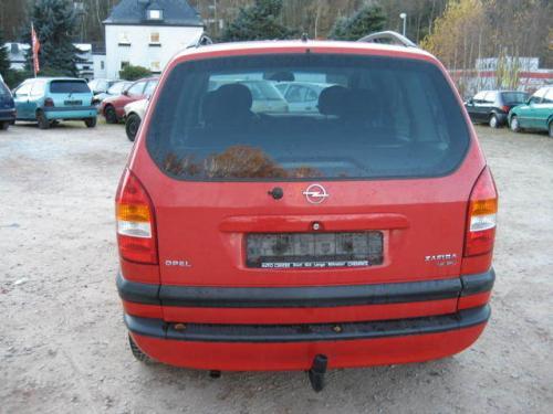 Vand Sistem tractare Opel Zafira 2003
