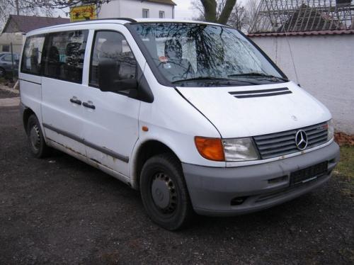 Toba intermediara Mercedes Vito 1998