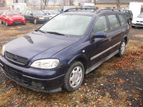 Vand Toba intermediara Opel Astra 2002