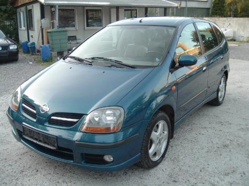 Vindem Turbina Nissan Almera Tino 2003