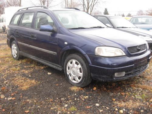 Usa Opel Astra 2002